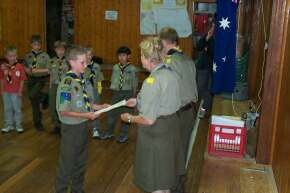 RECEIVING MY YELLOW CORD CERTIFICATE